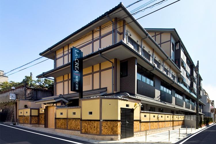 京都の魅力満載!LA・CREA祇園八坂通